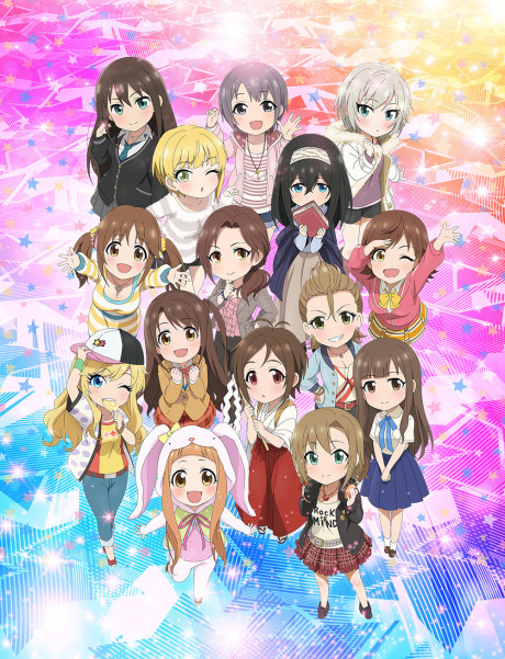 Cinderella Girls Gekijou 2nd Season ONA