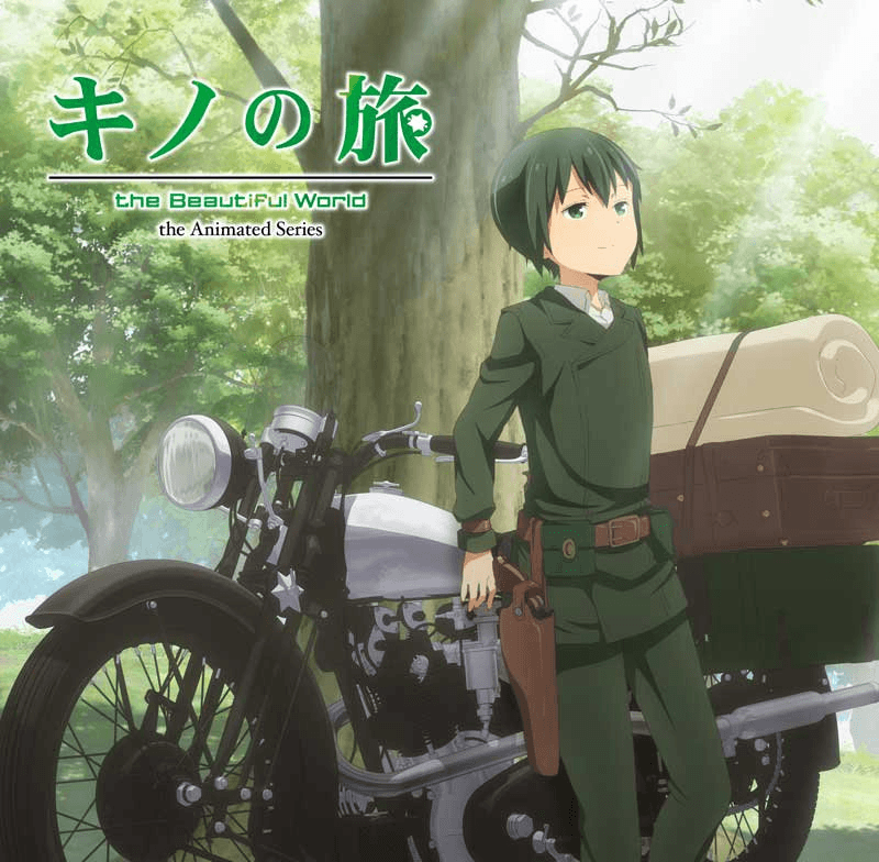 Kino's Journey The Beautiful World – The Animated Series